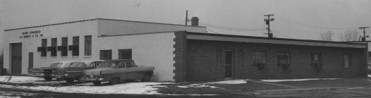 Building in 1960