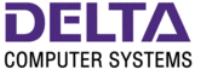 Delta Computer Logo
